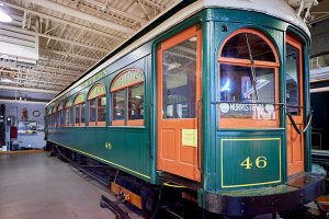 Electric City Trolley Station and Museum - Scranton - DiscoverNEPA