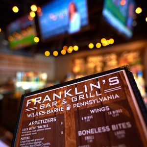 Franklin's Bar & Grill - Wilkes Barre - Bars & Pubs - DiscoverNEPA