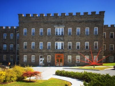 Hawley Silk Mill - Shopping - Pocono Mountains - DiscoverNEPA